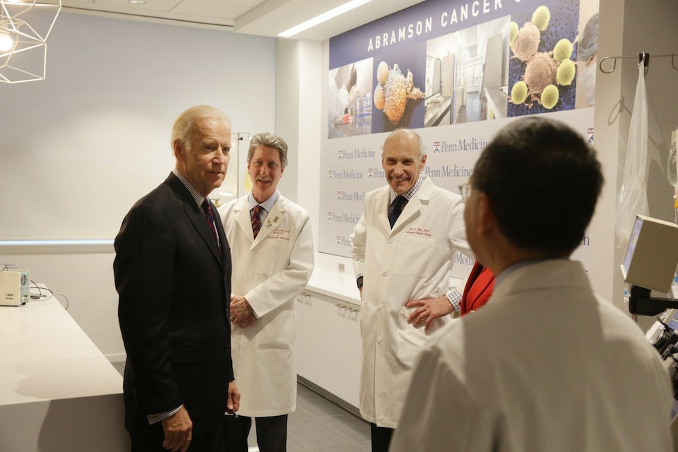 Joe Biden Wants Your Ideas On How To Cure Cancer