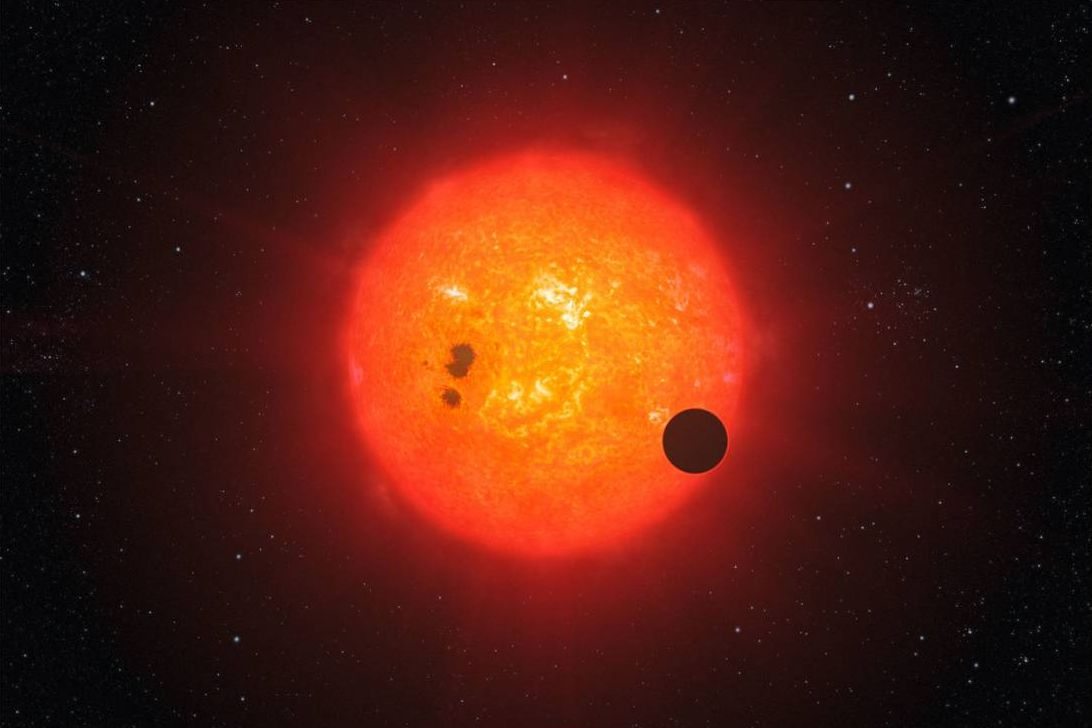 Astronomers Use Backyard Telescopes to Discover a Super-Earth