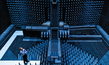 A Silent Isolation Room For Satellites