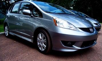 2009 Honda Fit: A Little Economy Car Grows Up, a Little