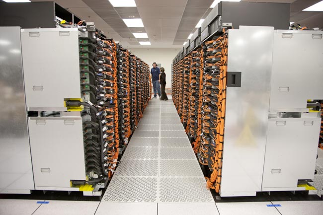 IBM's Sequoia Supercomputer is Now the World's Fastest Computing Machine