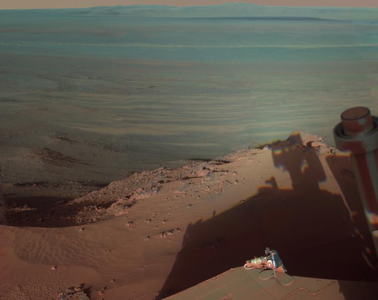 Video: NASA's Mars Rover Opportunity Has Run a Marathon on Mars