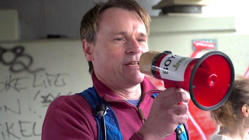 Professor Markus Hilpert