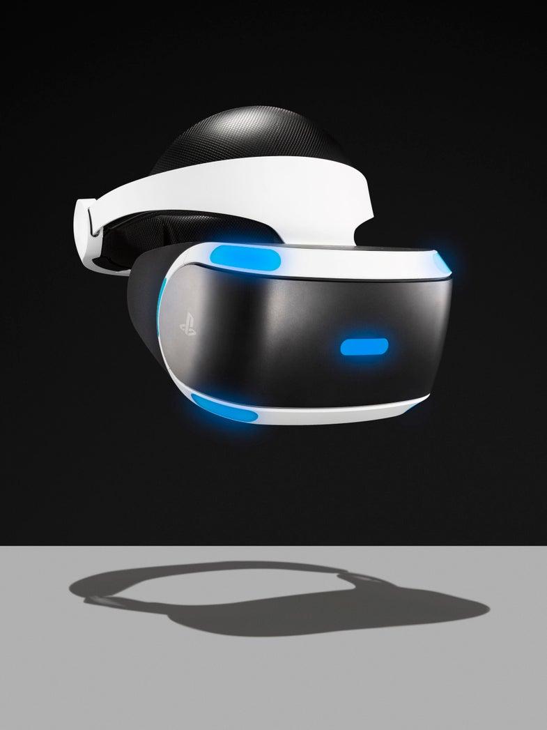 Playstation Headset Could Make Virtual Reality Mainstream