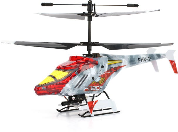 Test Flight: These Tiny R/C Choppers Are Like Pocket Dogfighters
