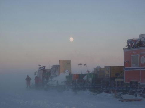 An East Antarctic Odyssey: The Final Segment