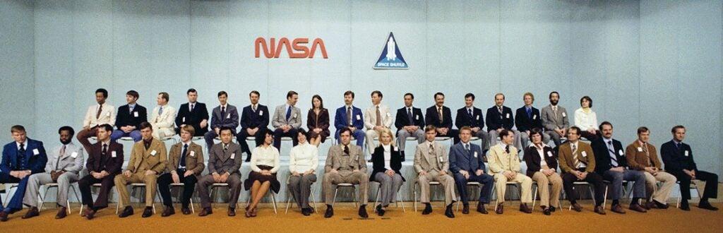NASA Group 8 Astronauts