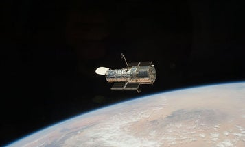 Hubble Peers 13.2 Billion Years Back in Time to Capture the Most Distant Galaxy Ever Seen