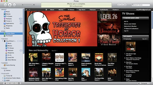 Rumor Mill: Apple Pitching $30 TV Subscription Service Via iTunes to Networks