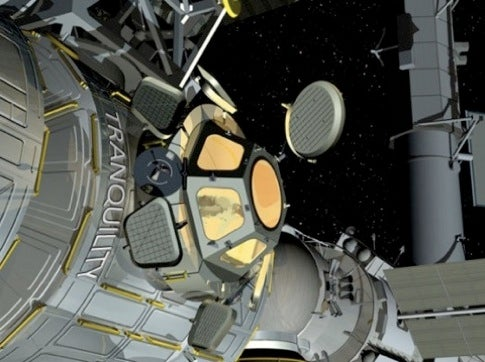 International Space Station to Get a Big, Beautiful Window
