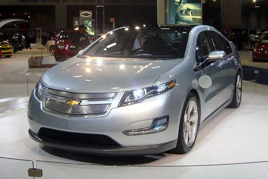 The Chevy Volt Gets a Price Tag: $41,000 Before Tax Credit, First Deliveries in November