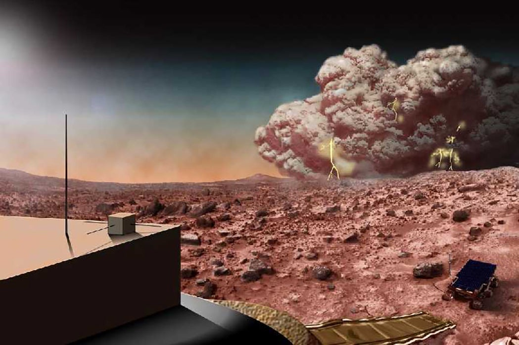 Can We Predict Global Dust Storms On Mars?