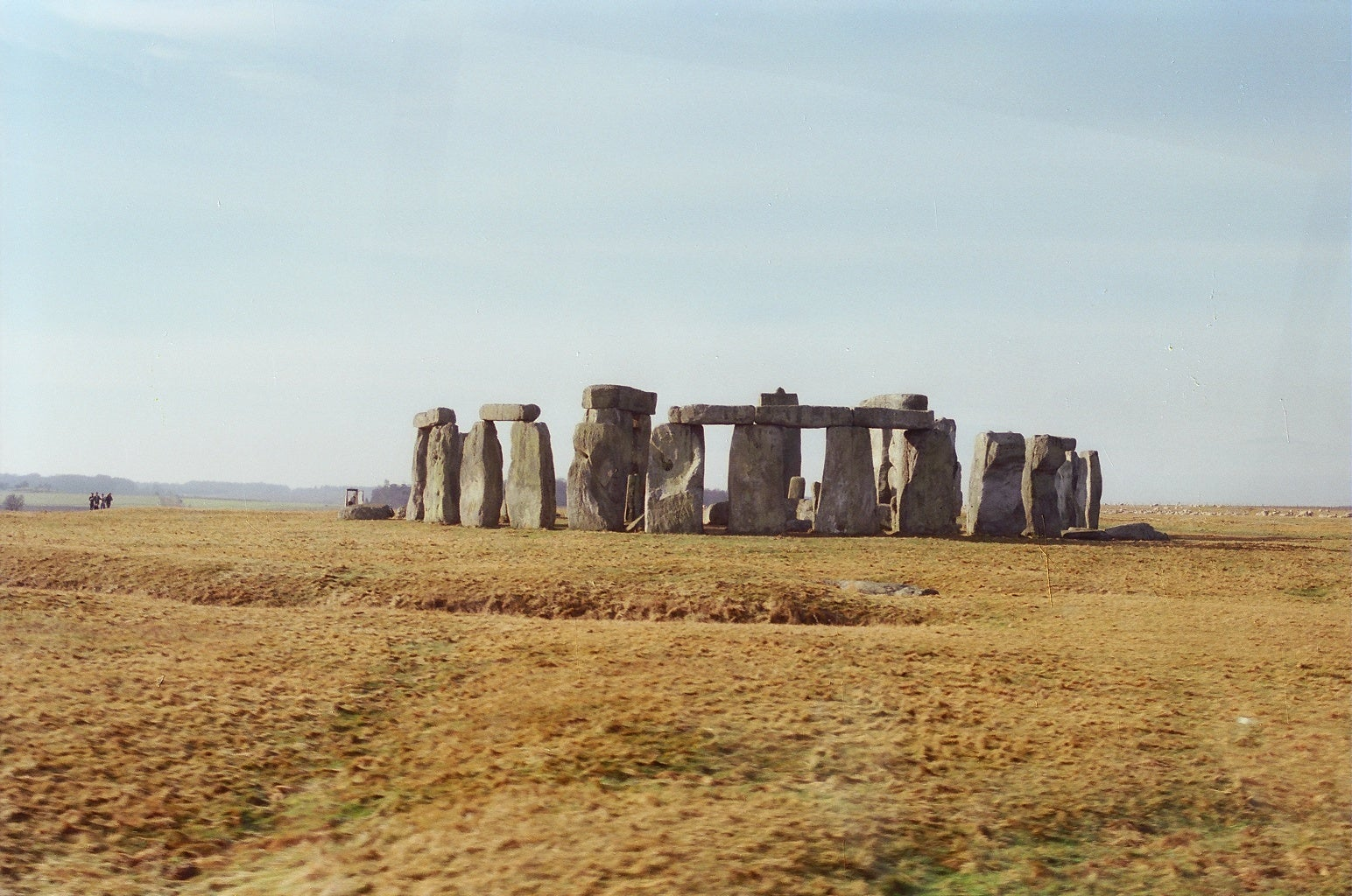 'Superhenge' Site Excavation Reveals No Stones