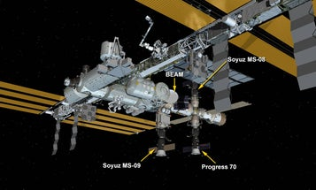Space debris or sabotage? Conflicting theories about the recent ISS leak