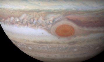 Listen to the Sounds Of Jupiter Captured By NASA's Approaching Juno Spacecraft