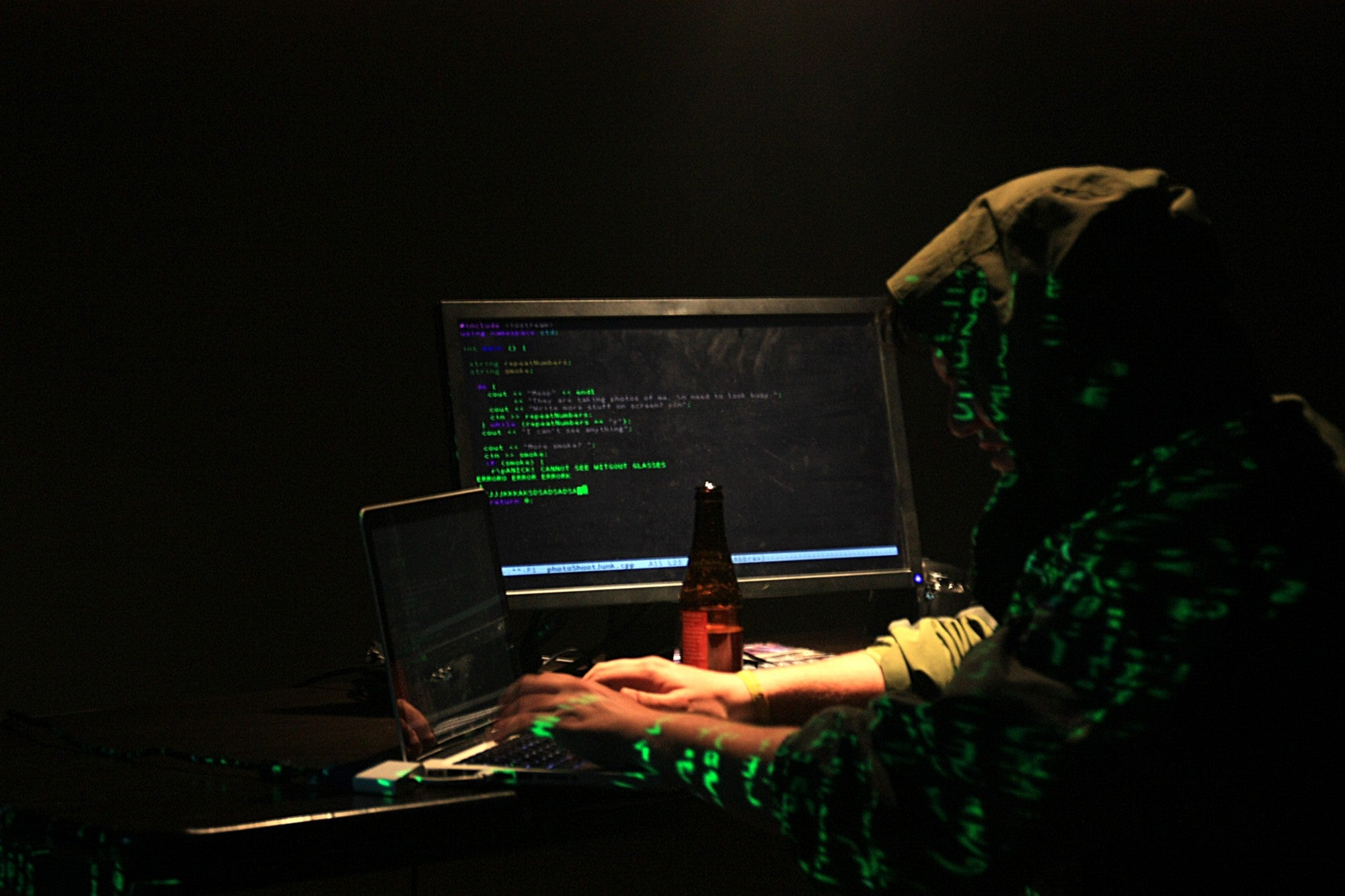 Think Tank Report Warns Of Cyberterrorism In Space