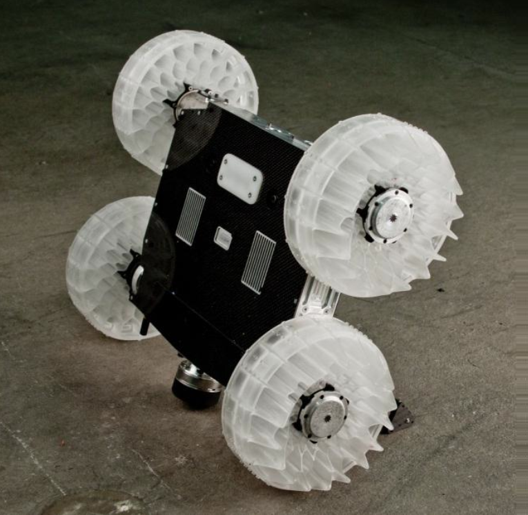 Video: Little Sand Flea Robot Makes Prodigious Leaps