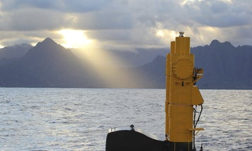 For The First Time, Waves Are Adding Power To The U.S. Grid
