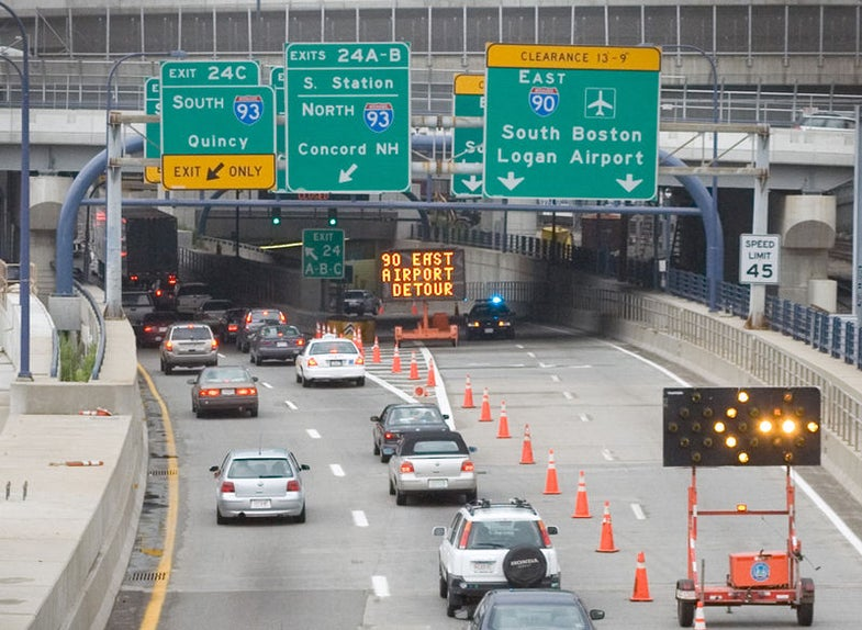 IBM Tackles Boston Traffic, Merging Multiple Data Streams to Predict, Ease Congestion