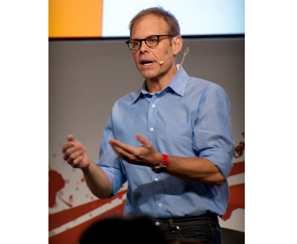 What Are You Doing For Thanksgiving?: Alton Brown