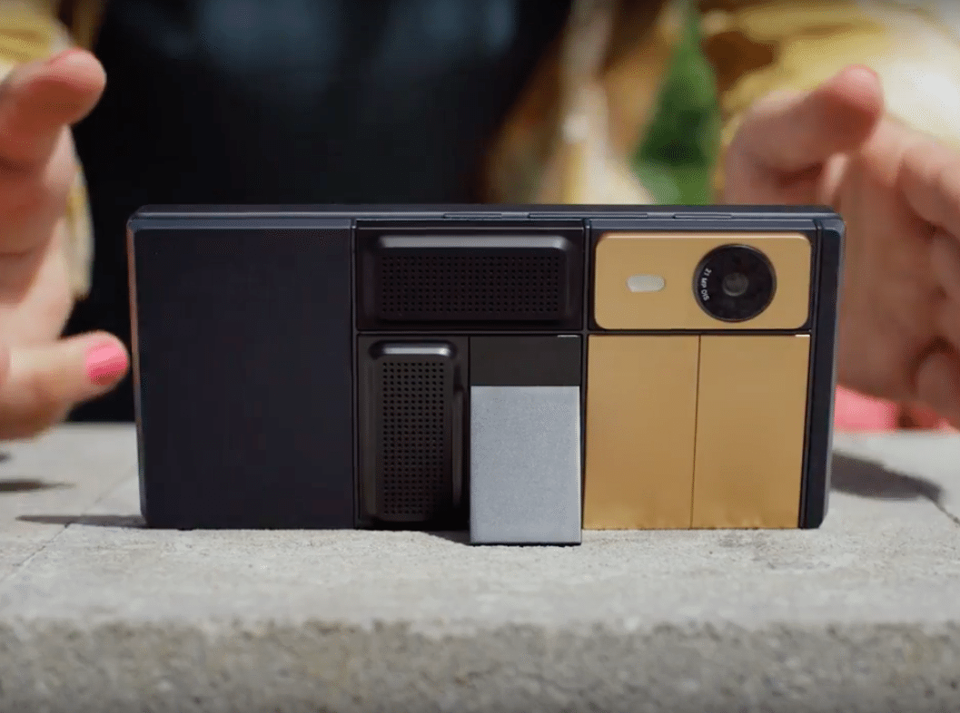 Google's Modular Phone Arrives This Fall