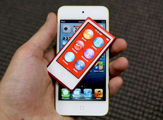 iPod Nano And iPod Touch Review: Hey Guys, Remember iPods?
