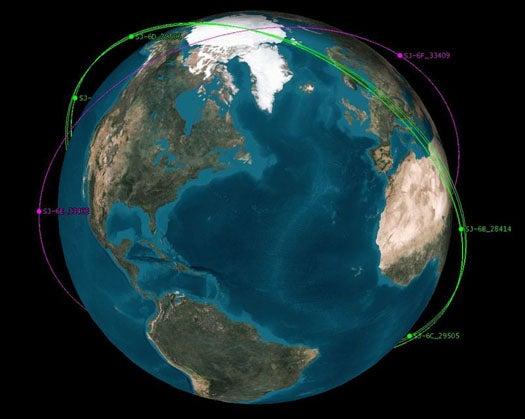 China Executes Mysterious, Secret In-Orbit Satellite Rendezvous