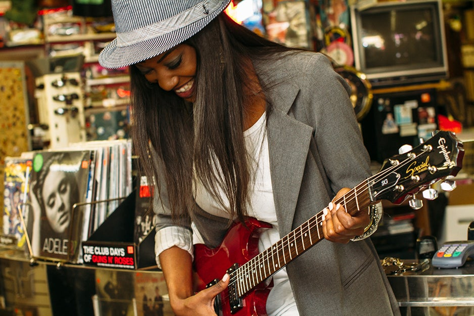 Four apps that will help you learn to play music