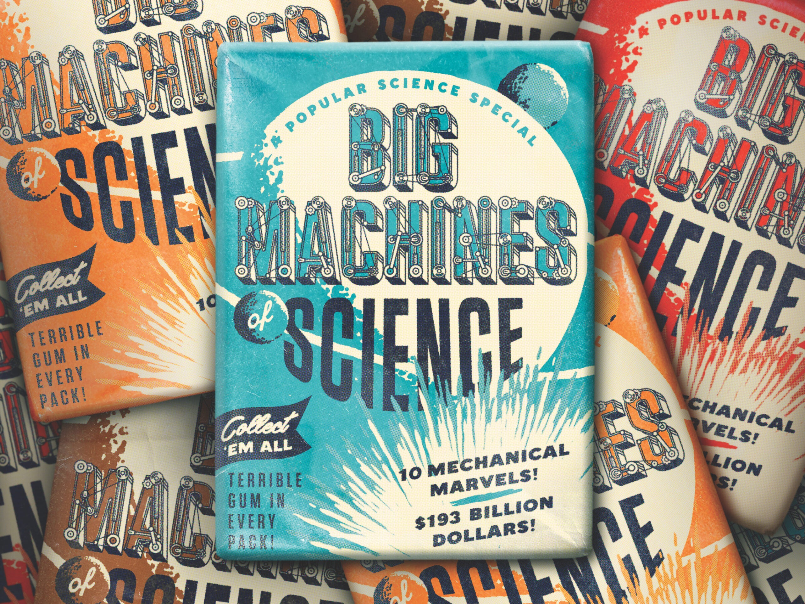 10 huge machines that changed science