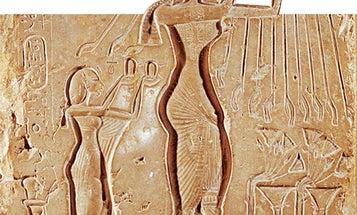 Pharaoh's Feminine  Figure Explained