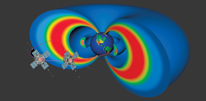 Tomorrow, NASA's Twin Radiation Belt Probes Launch for the Most Hostile Regions in Nearby Space