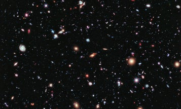 The Universe May Contain 10 Times More Galaxies Than We Thought