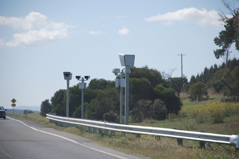 Australian Police Want Aerial Surveillance Drones to Track License Plates and Monitor Cars of Interest