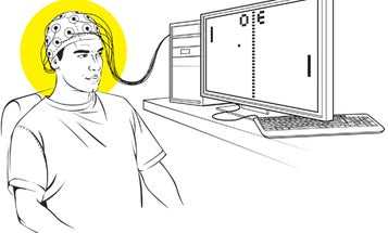 """A Brainwave-Controlled Version of """"Pong"""""""