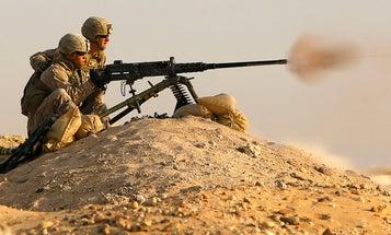 America Keeps Sending Exploding Guns Into Battle