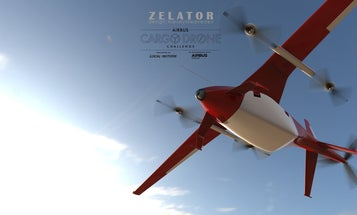 Look At These Wild Drone Concepts Airbus Thinks Are The Future