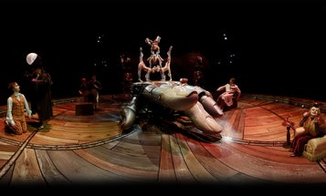 Cirque du Soleil Now Makes You a Part of the Show In Virtual Reality