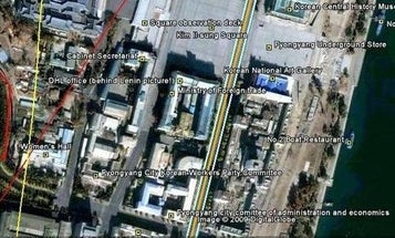 Want To Know North Korea's Secrets? Check Google Earth