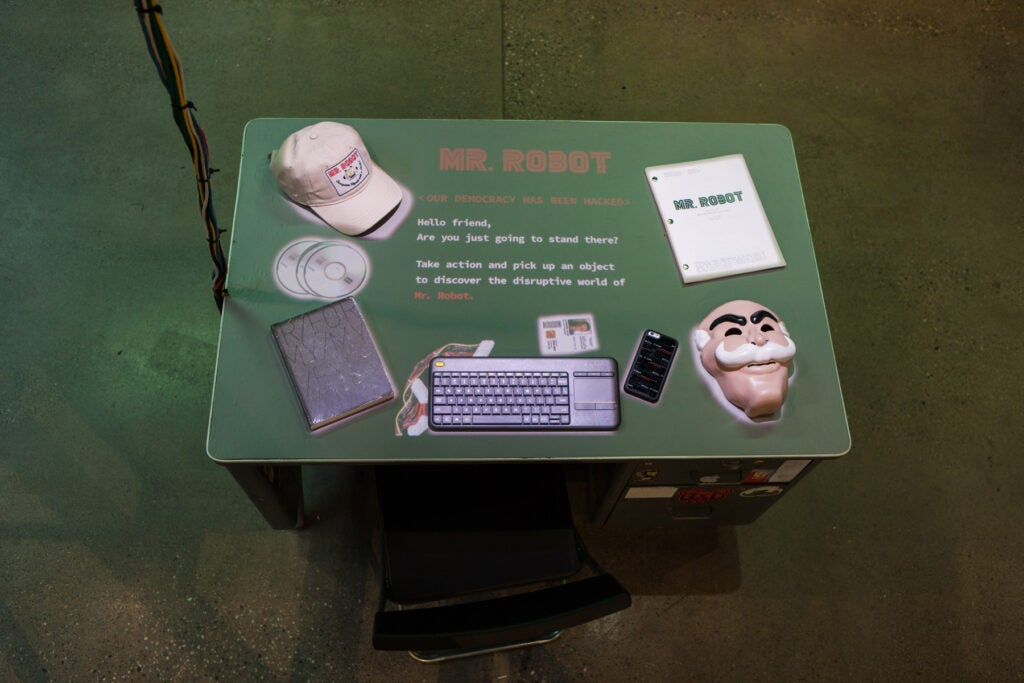 STORY Interactive Table