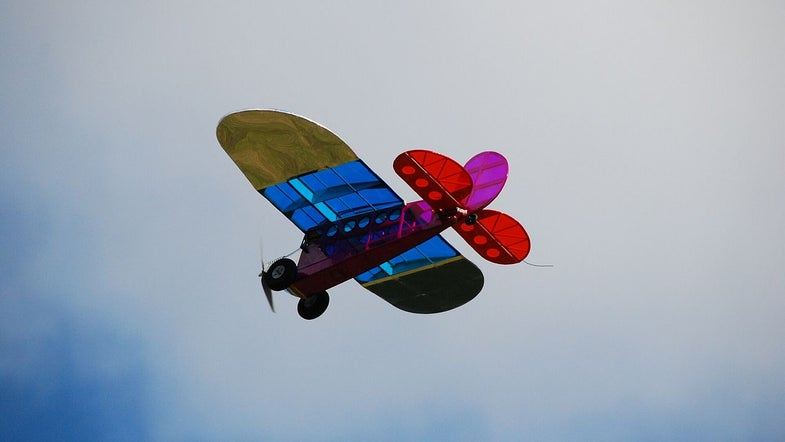 Lazy Bee Model Airplane