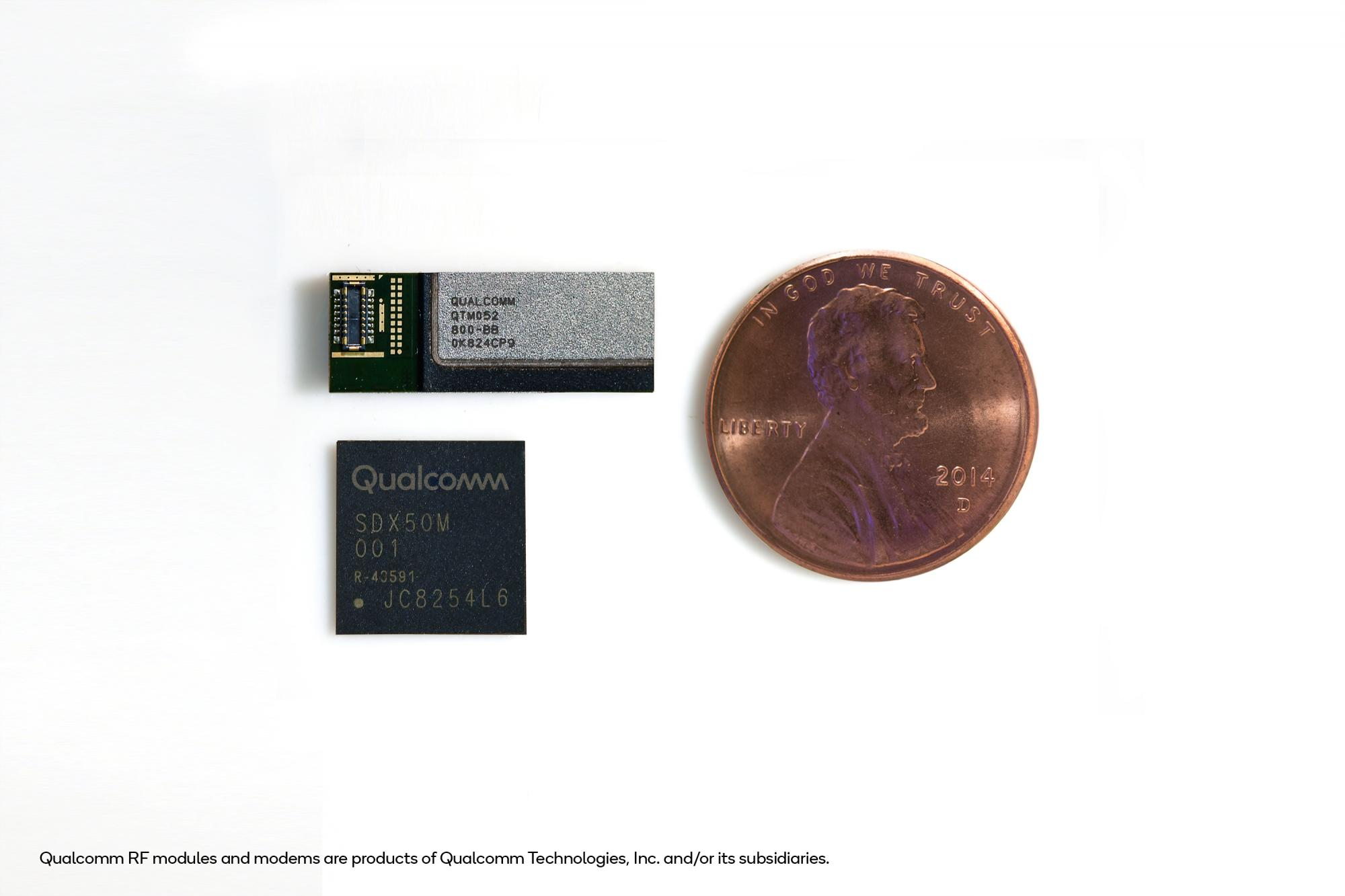 This tiny antenna could help future phones get ready for 5G speeds