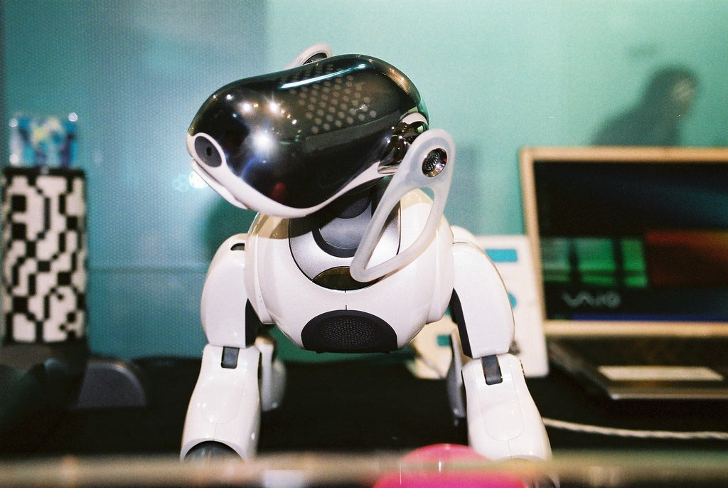 Sony Vaguely Teases Its Next Great Robot For Your Home