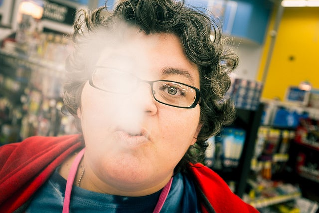 Here's Why The FDA Is Regulating E-Cigarettes
