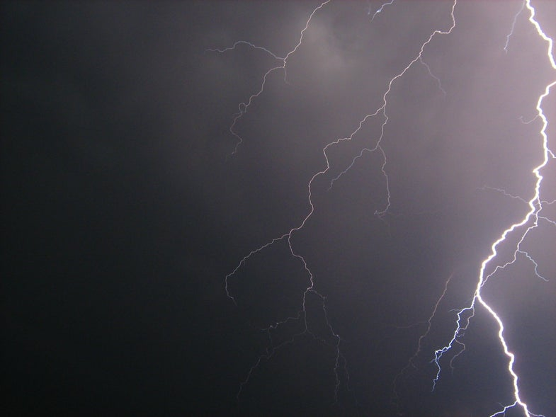A mystery with a shocking twist: Death by indoor lightning