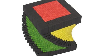 3-D Printer Sets Record For Building World's Biggest, Most Complicated Rubik's Cube