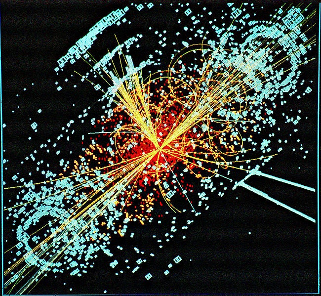 LHC Scientists Simulate the Sound of the 'God Particle'