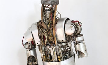 Meet the Creepiest Android NASA Ever Built