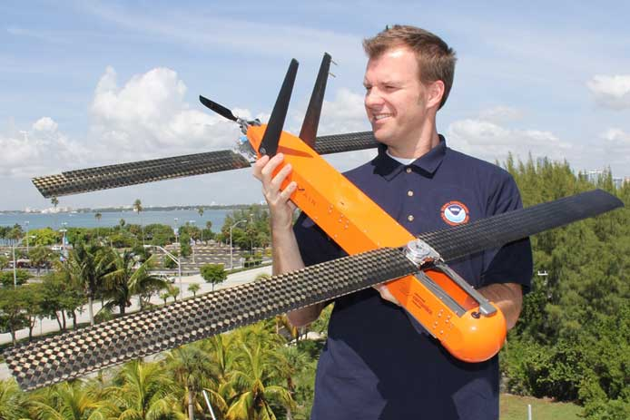 Scientists Will Let Hurricanes Destroy These Drones To Gather Storm Data