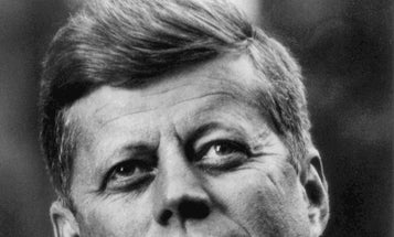 Why doctors are still studying JFK's chronic back pain
