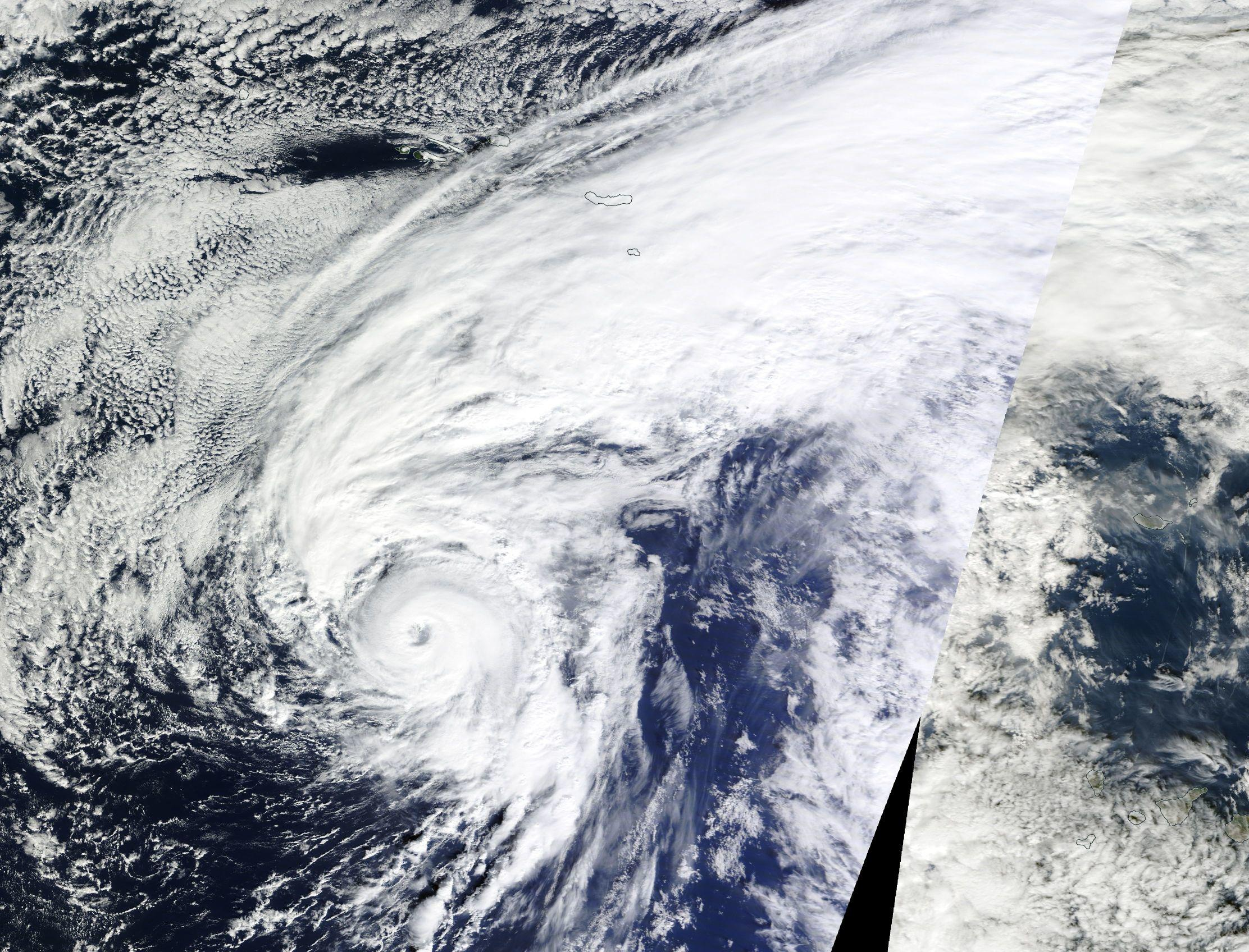 Why Is There A Hurricane In January?